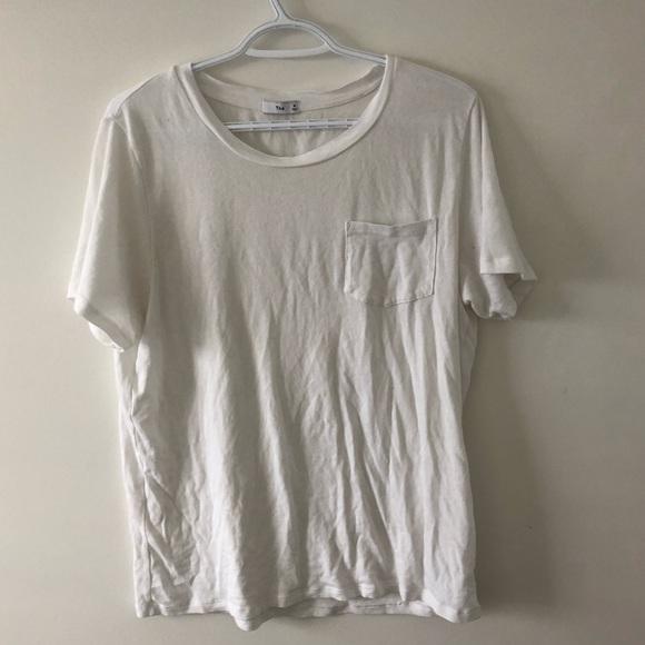 Aritzia TNA T-Shirt White